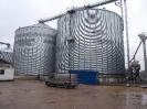 Instalacja na silosach zbożowych